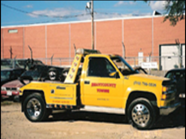 Brant County Towing - Tow Truck
